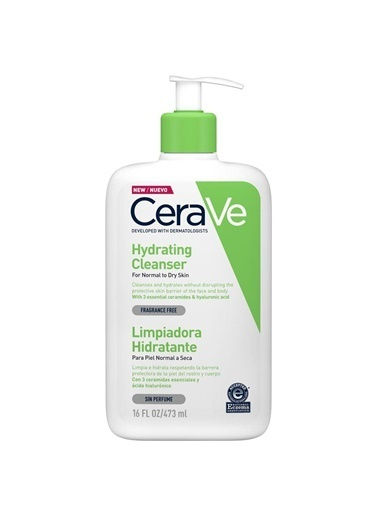CeraVe CeraVe Hydrating Cleanser 473ml Renksiz